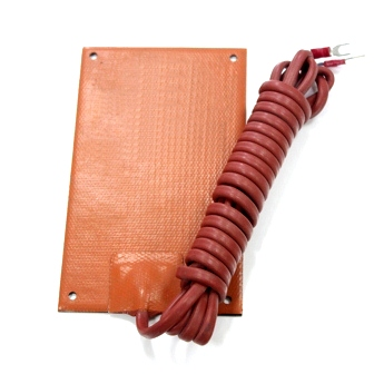 Hongtai heating element silicone rubber heater blanket 1